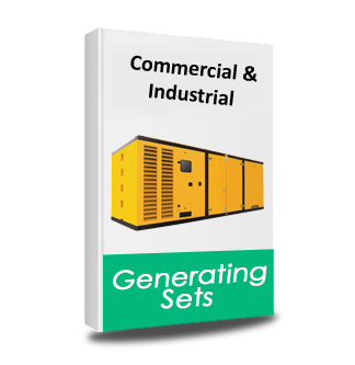 commercial and industrial generator product category