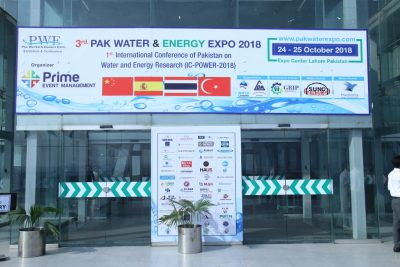 Pak Water and Energy Expo - Lahore 2018