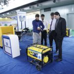 Aksa Portable Generator in Pak Water and Energy Expo 2018