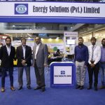 ESL Lahore and Islamabad staff in Pak Water and Energy Expo 2018