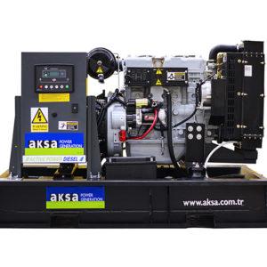 aksa diesel generator apd 20a engine