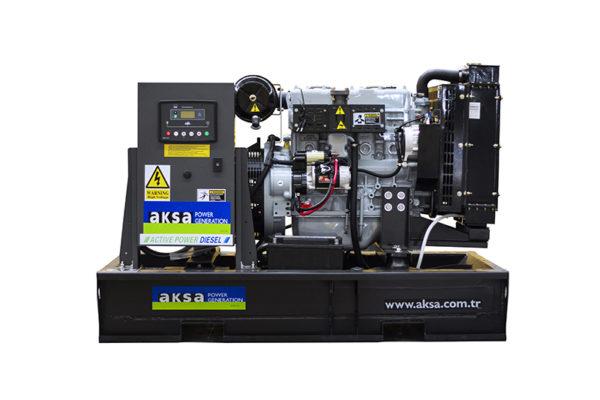 aksa diesel generator apd 25a engine